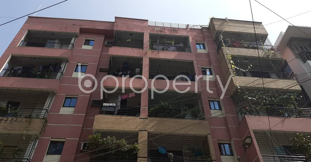 A Beautiful Apartment Is Up For Sale At Dhanmondi Near Dutch-bangla Bank Limited