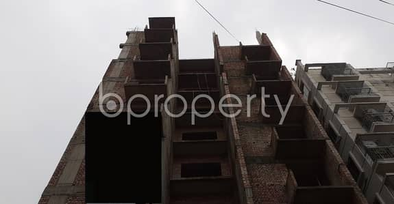 A 3 Bedroom Apartment Which Is Up For Sale At Bashundhara R-a Near To Bashundhara Boro Masjid.