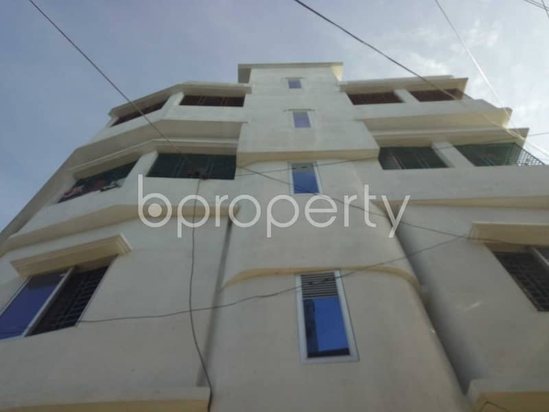 Residential Apartment Is On Rent In Patenga Nearby Bgmea General Hospital