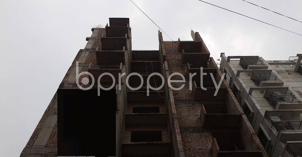 Flat For Sale At Bashundhara R-a Near To Bashundhara Boro Masjid.