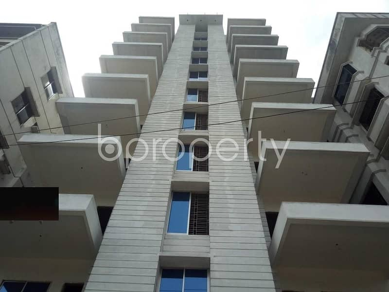A Residential Building Is Ready For Rent At Uttara , Near Mawlana Manzil Private Mosque