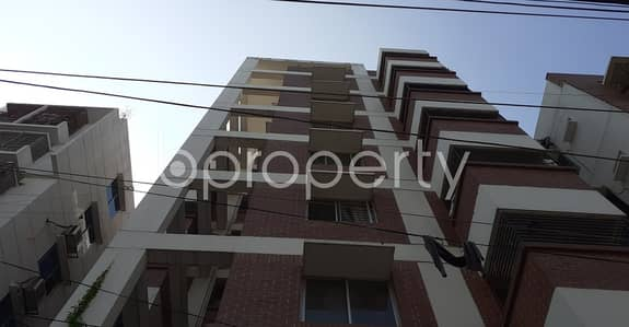 An Apartment Which Is Up For Sale At Pallabi Near To Pallabi Police Station.