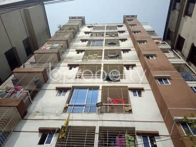 Worthy 1200 SQ FT Residential Apartment is ready for sale at Badda area close to Southeast Bank