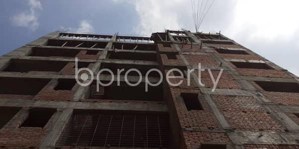 1975 Sq. Ft And 3 Bedroom Apartment For Sale In Bashundhara R-A Near Madinatul Ulum Madrasa Masjid.