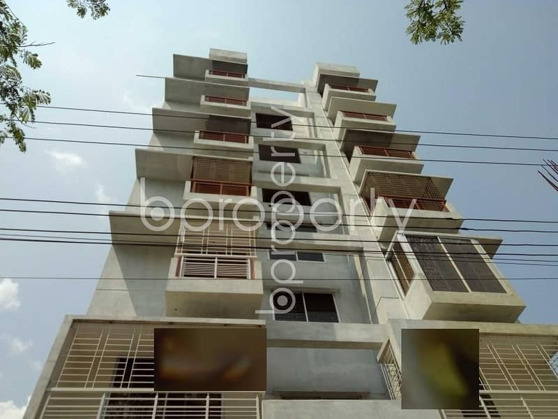 1600 Sq. Ft Apartment For Sale In Bashundhara R-A Near Basundhara Residential Area Puja Mondop