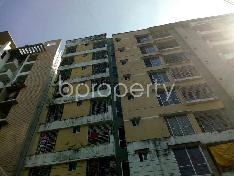 Visit This Apartment For Sale In East Nasirabad Near Child Heaven School.