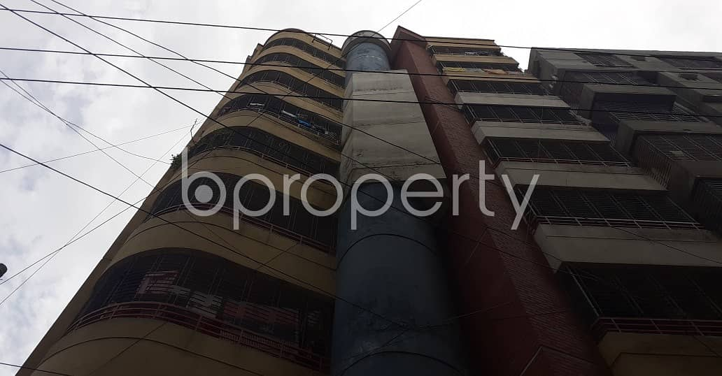 At Mohakhali, flat for Sale close to Brac Bank
