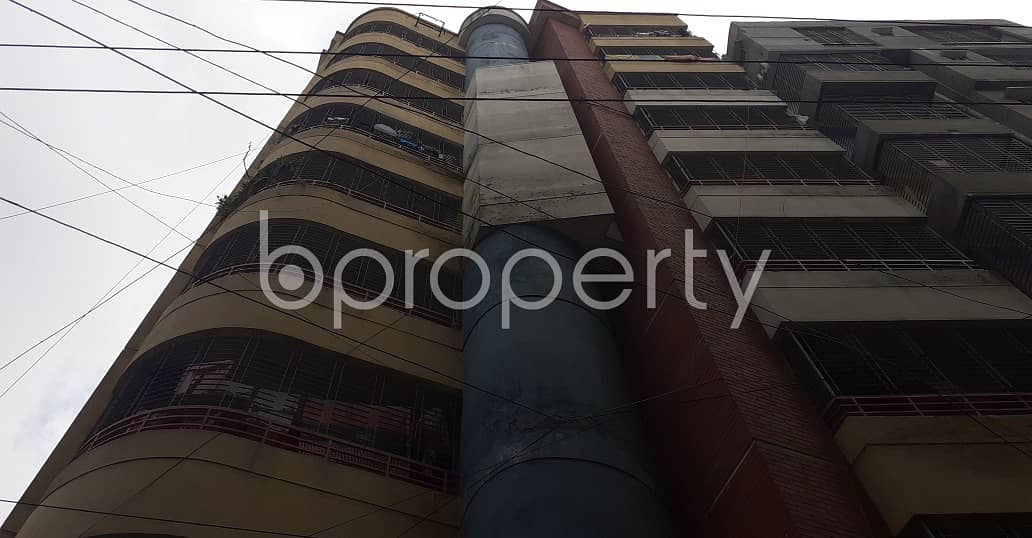 Lucrative Apartment Of 1060 Sq Ft Is Waiting For Sale In Shanti Niketon, Tejgaon