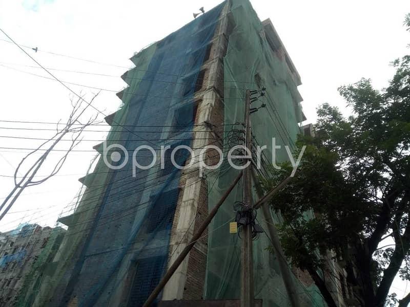 Visit This Apartment For Sale In Bashundhara R-A Near Atimkhana Madrasa