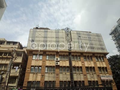 See This Office Space For Rent Located In Eskaton Near To EXIM Bank Limited.