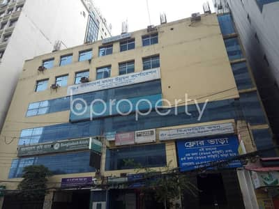 Immense 5663 Sq. Ft. Office In Tejgaon Is Present For Rent Around Hasina Market