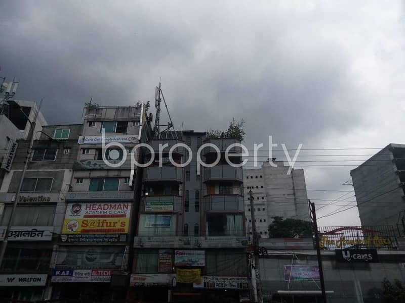 See This Office Space For Rent Located In Pragati Soroni Near To Queen Mary College.