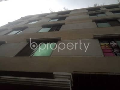 For Rent Covering An Area Of 1050 Sq Ft Flat In Abdul Bari Road, East Bakalia