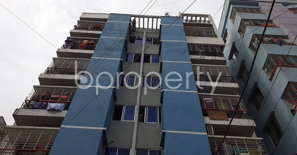 An Apartment Which Is Up For Sale At Rupnagar R/A Near To Saiyod Ali Jame Masjid.