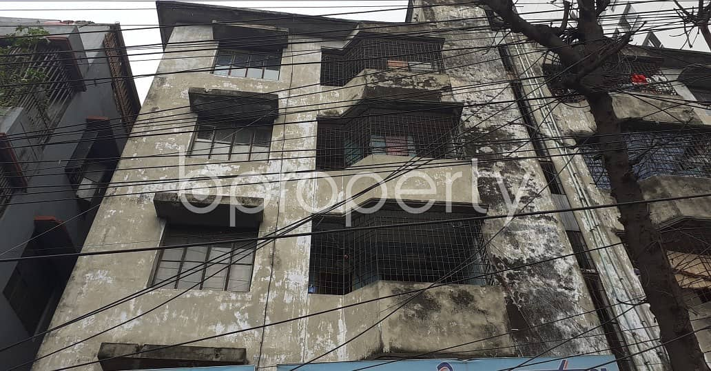 An Office Space Is Vacant For Sale In Bashabo Near To Khilgaon Railgate Staff Quarter Jame Masjid