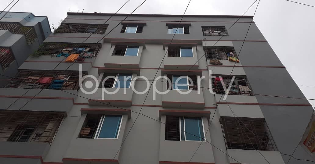 Visit This Apartment For Sale In Rupnagar R/A Near Bangladesh University of Business and Technology.