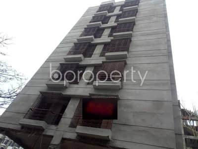 A 1634 Sq. Ft Apartment Which Is Up For Sale At Bashundhara R-a Near To Viquarunnisa Noon School And College.