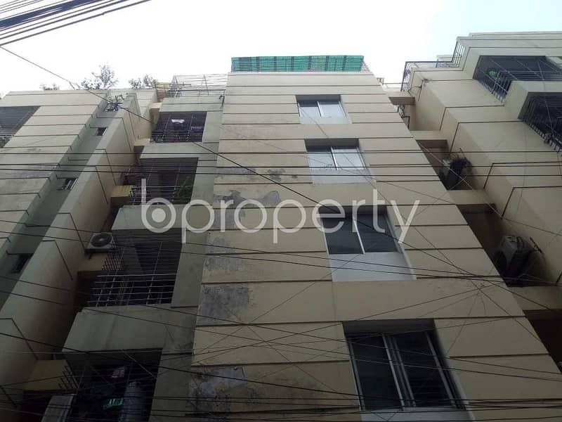 Visit This Apartment For Sale In Farmgate Near Green Road Jame Masjid.