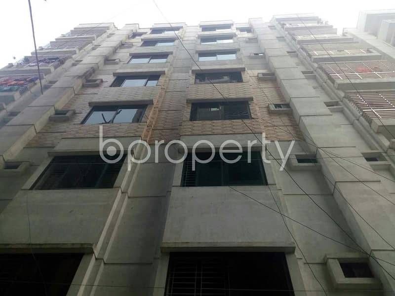 Visit This Apartment In Dakshin Khan Near United Commercial Bank Limited Is Up For Sale.