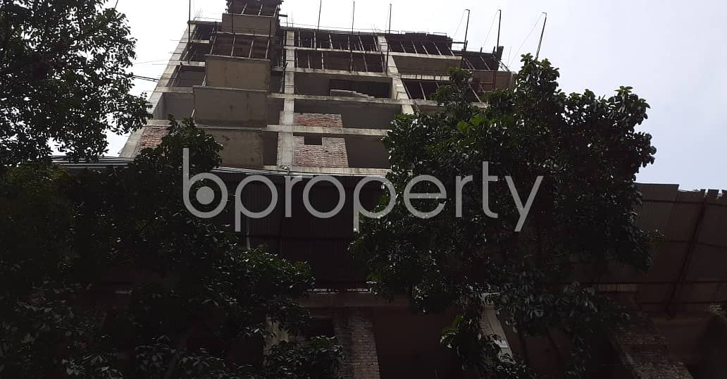 Lucrative Apartment Of 2575 Sq Ft Is Waiting For Sale In Sector 3 Uttara.