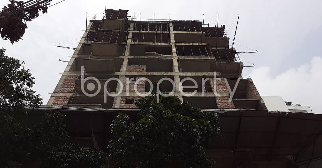 Near Eastern Bank Limited, A Beautiful Apartment Is Up For Sale In Uttara