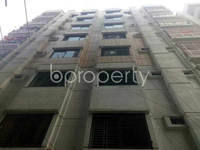 1150 Square Feet Apartment For Sale In Dakshin Khan Near United Commercial Bank Limited