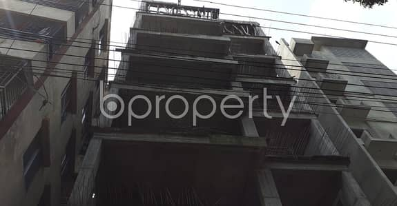 Your New Home Is Waiting For You In This Lovely Apartment Of 1200 Sq Ft For Sale At Uttara Sector 3.