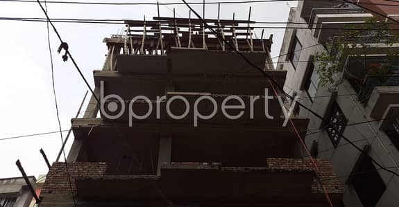 Visit This Apartment For Sale In PC Culture Housing Near Baitul Ahsan Jame Mosjid