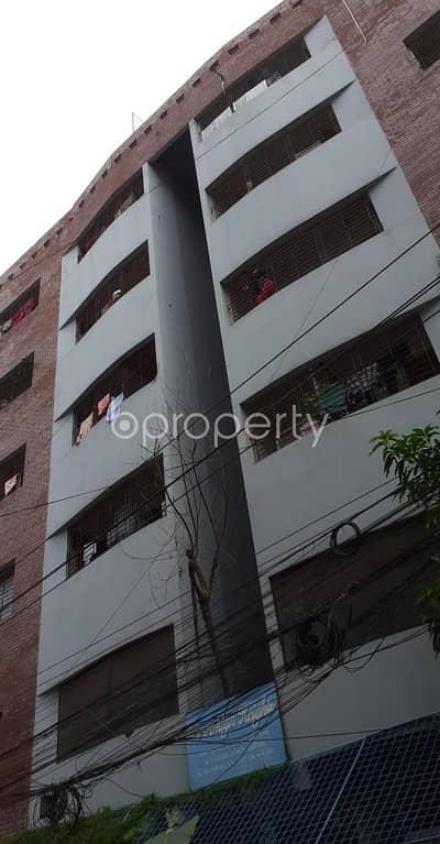 3 Bedroom Flat for Sale in Kalabagan, Dhaka - Visit This Apartment For Sale In Kalabagan Near Bashir Uddin Jame Masjid.