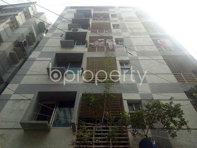 Visit This Apartment For Sale In Uttara Near Riazul Jannah Jame Mosque.