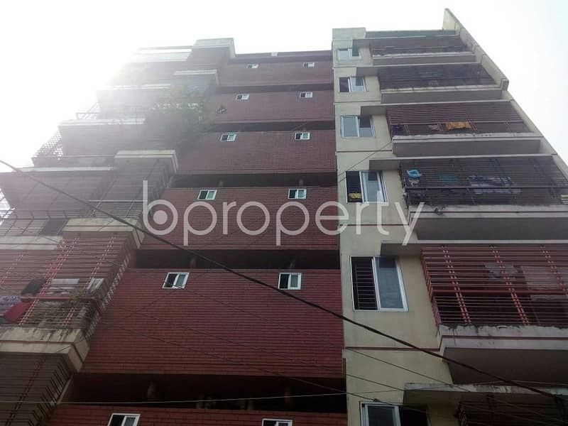 Visit This Apartment For Sale In East Azampur Near Azampur Government Primary School.