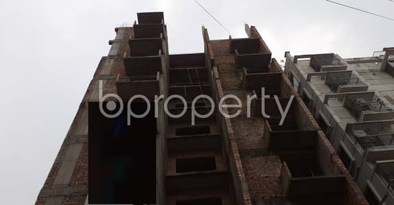 A 2250 Sq. Ft Apartment Which Is Up For Sale At Bashundhara R-a Near To Bashundhara Boro Masjid.