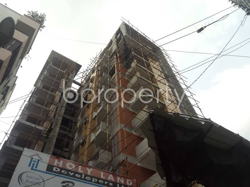 Visit This Apartment For Sale In Uttara Near Uttara University Textile Engineering & English Department.
