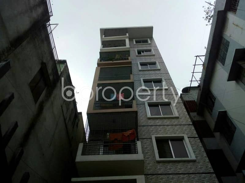A Beautiful Apartment Is Up For Sale At Tejkunipara Near Tejkunipara Jame Mosjid