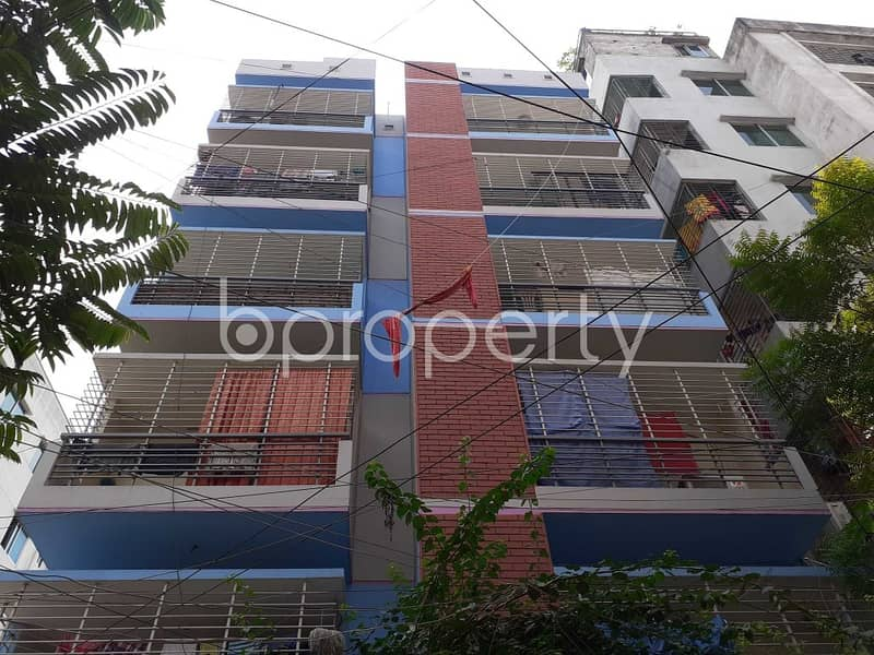 Visit This Apartment For Sale In Mohammadpur Near Baitul Ahsan Jame Mosjid.