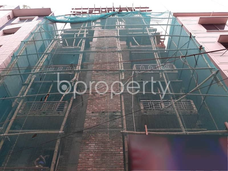 Visit This Apartment For Sale In Mohammadpur Near Baitul Ahsan Jame Mosjid