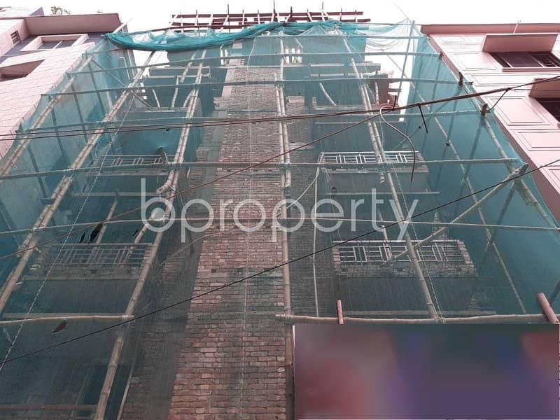Visit This Apartment For Sale In Mohammadpur Near Baitul Ahsan Jame Mosjid.
