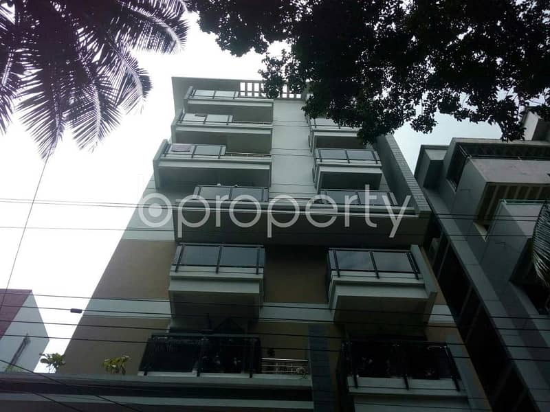 Visit This Apartment For Sale In Banani Near The City Bank Limited.