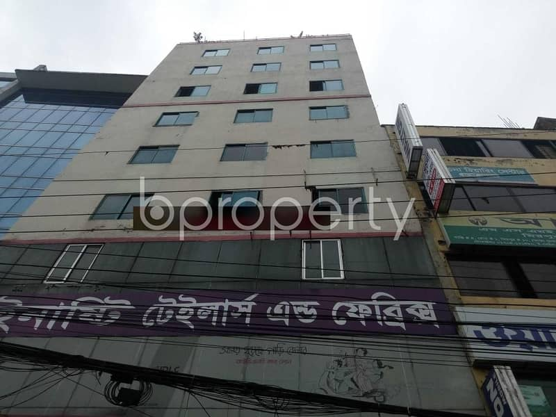 A Commercial Space Is Available For Rent In Mirpur Nearby Galaxy Hospital.