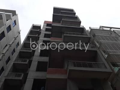 Visit This Apartment For Sale In Bashundhara R-A Near Bashundhara Boro Masjid .