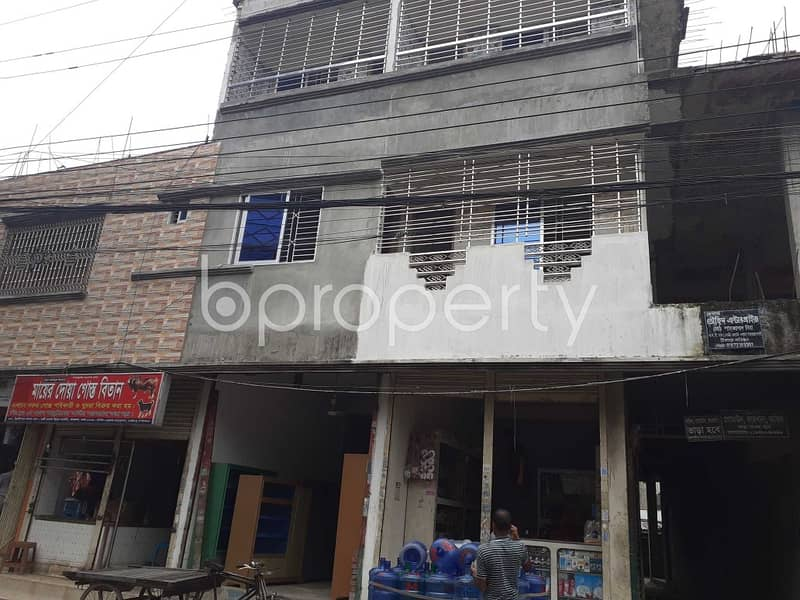 Office For Rent In Ibrahimpur Close To Central Mosque