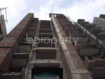 Check This 1100 Sq. Ft Apartment For Sale In Bashundhara R-A Near Ebenzer International School.