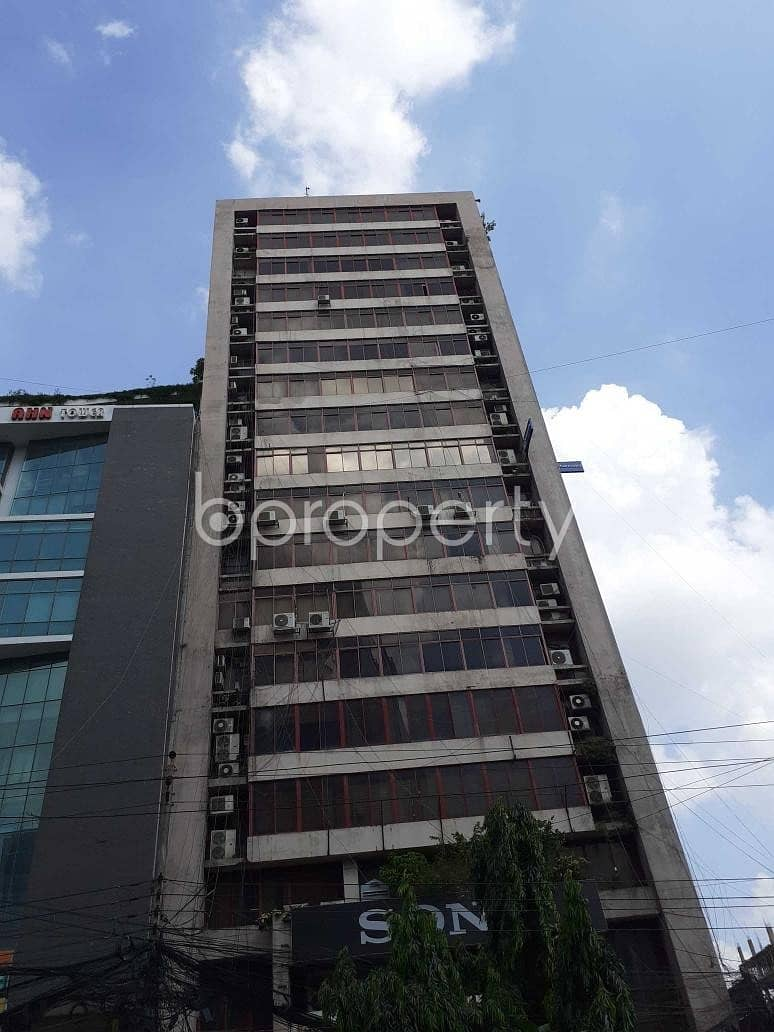 See This Office Space For Sale Located In Paribagh Near To Standard Bank Limited.
