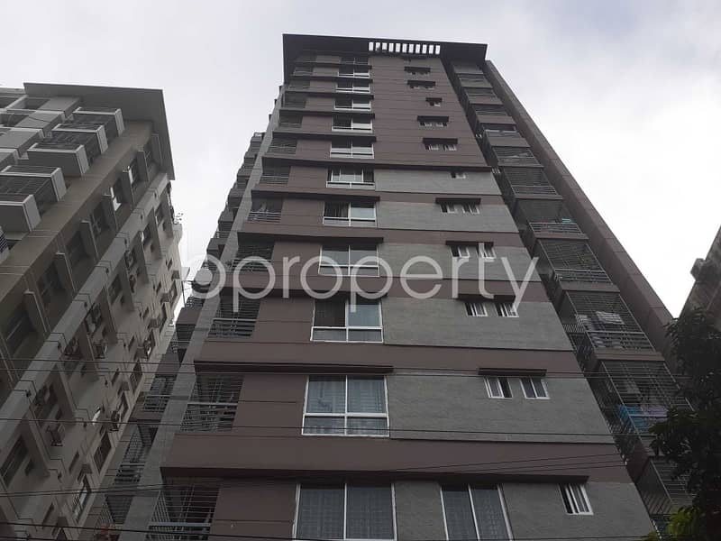 In The Location Of Mohammadpur An Apartment For Sale Near Al-Amin Jame Masjid.