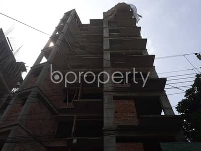 A Nice Residential Flat For Sale Can Be Found In Bashundhara Nearby North South University