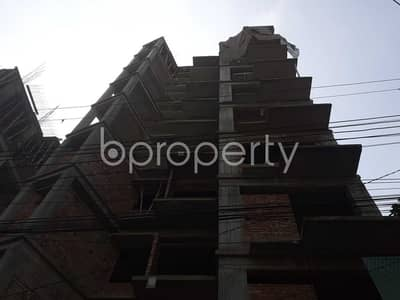 Visit This Apartment For Sale In Bashundhara R-A Near North South University.