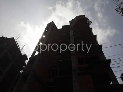 Well-constructed Apartment Is Ready For Sale At Bashundhara Nearby North South University