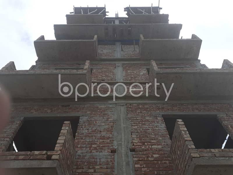 An Apartment Which Is Up For Sale At Keraniganj Near To Ati Bazar Jame Masjid.