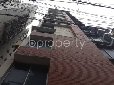 3 Bedroom Flat for Sale in Lalmatia, Dhaka - An Apartment Which Is Up For Sale At Lalmatia Near To City Hospital & Diagnostic Center.