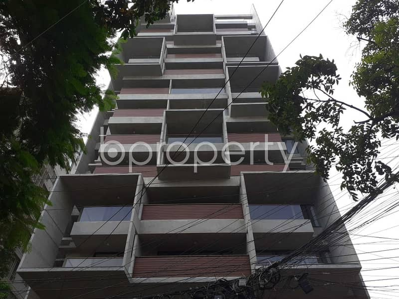 Spacious Apartment Is Ready For Sale At Gulshan 2, Nearby Karmasangsthan Bank